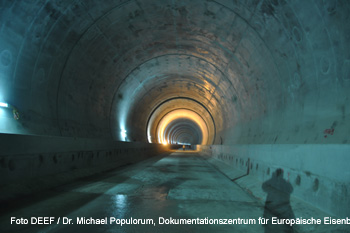 tunnel richtung graz
