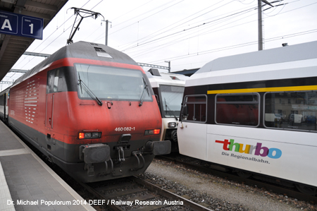 foto intercity sbb thurbo weinfelden